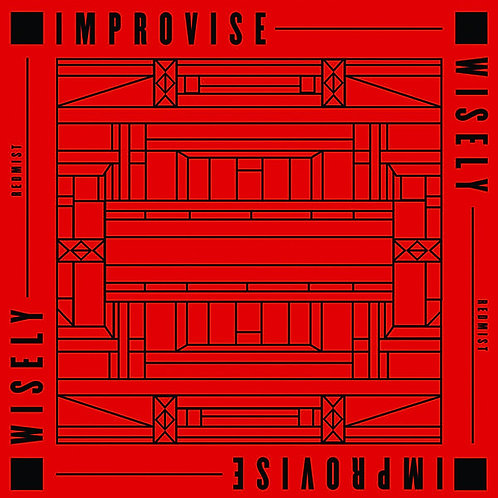"Redmist - Improvise Wisely 7"""