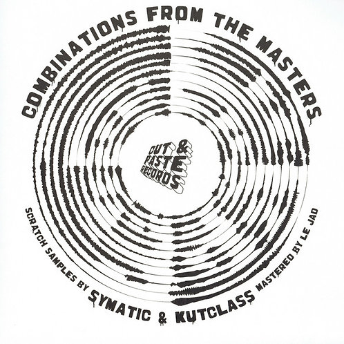 Symatic & Kutclass ‎– Combinations From The Masters 12""