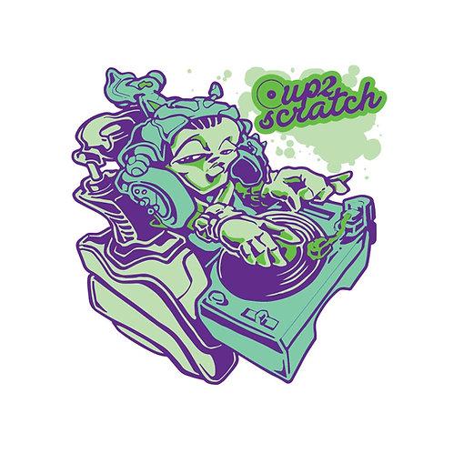"""DJ TGK - Clear Cuts Vol. 1 7"""""""