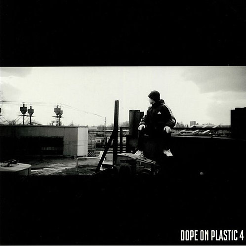 Various ‎- Dope On Plastic 4 12""