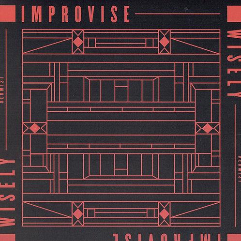 "Redmist - Improvise Wisely 12"""