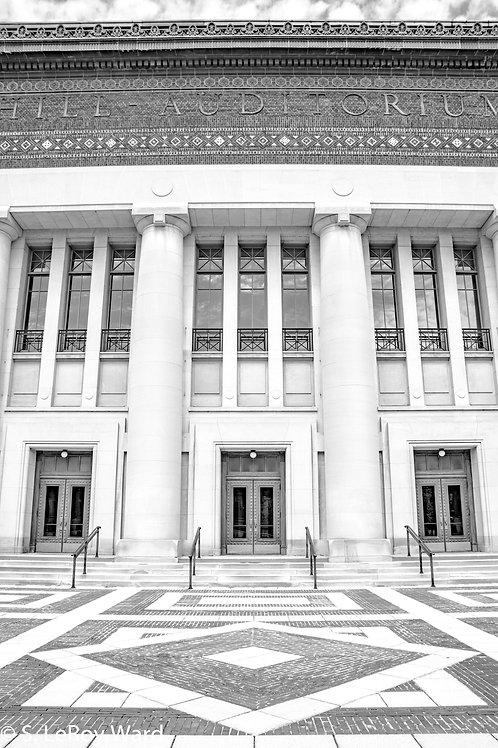 Hill Auditorium IV
