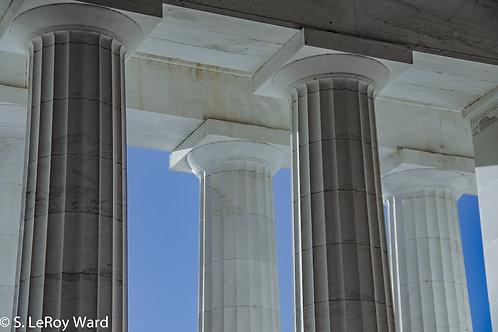Columns IV - Lincoln Memorial