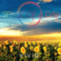 """The debut CD """"VIVID"""" from Atmospheric Guitar Pop band Space of a Day"""