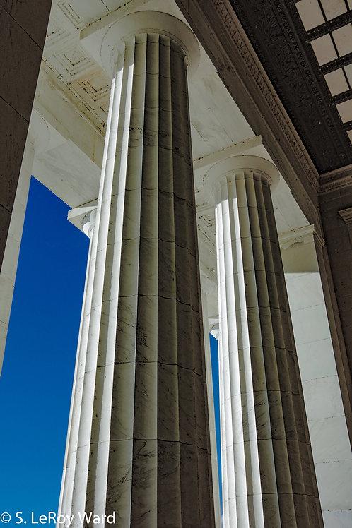 Columns I - Lincoln Memorial