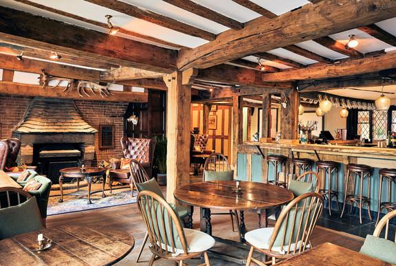 The Woodsman Bar, Stratford-Upon-Avon