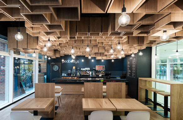 Peabodys Coffee Shop