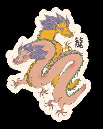 Dragon 龍 Duo