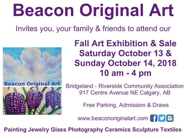 Beacon Original Art Fall Show