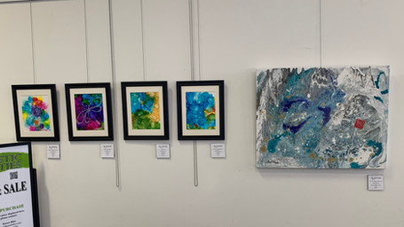Artistic Entities Show and Sale January 5 to Feb 29, 2020