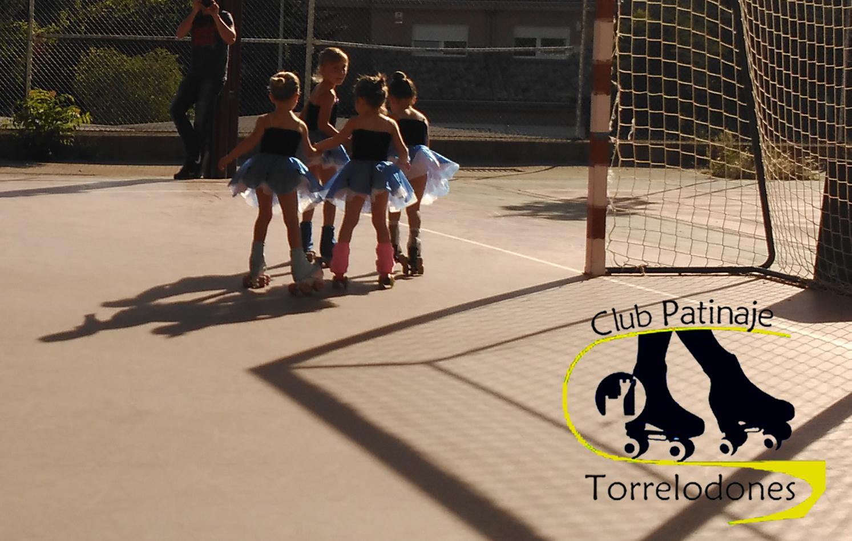 club patinaje Torrelodones.bailarina