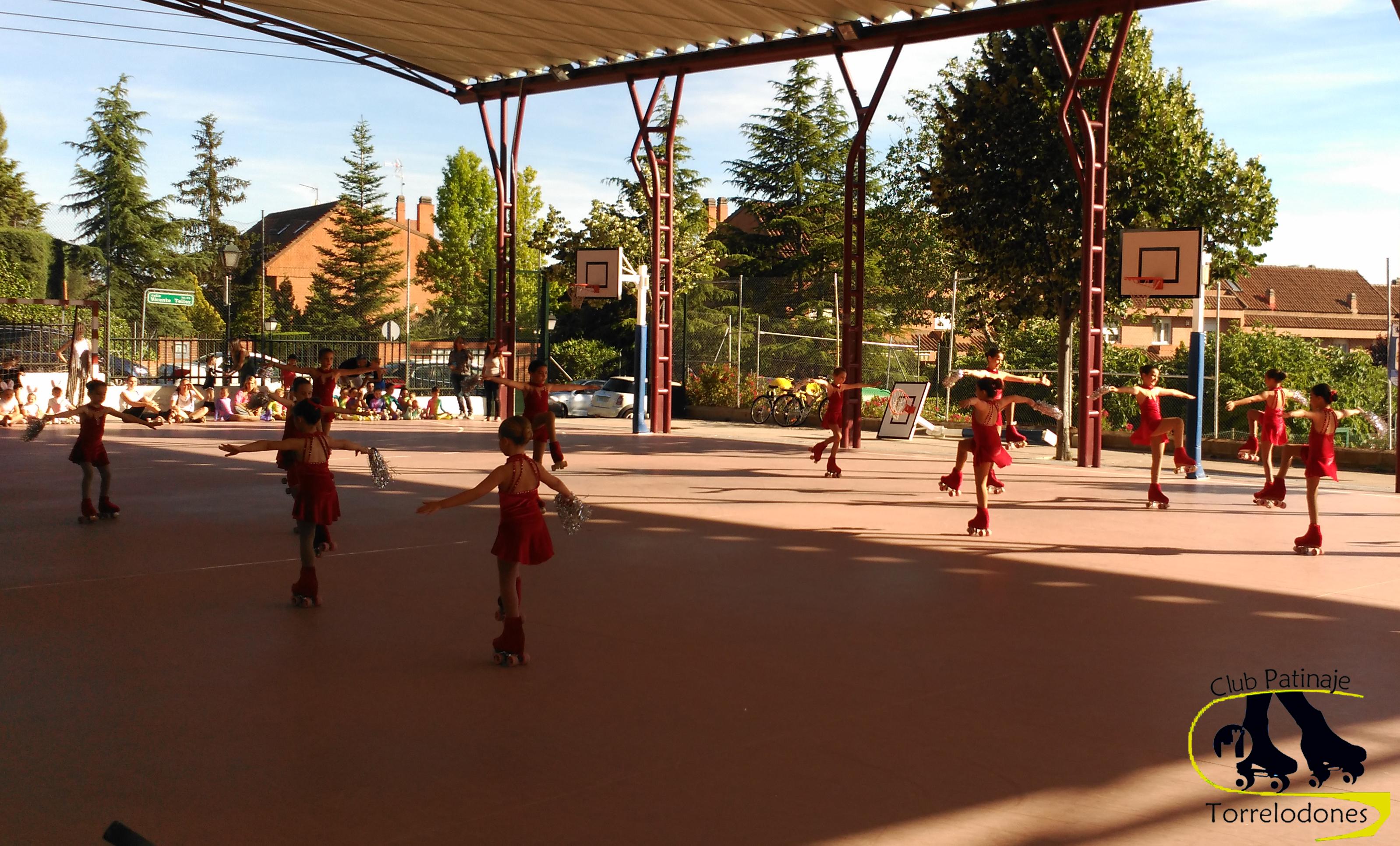 patinaje Torrelodones majorettes