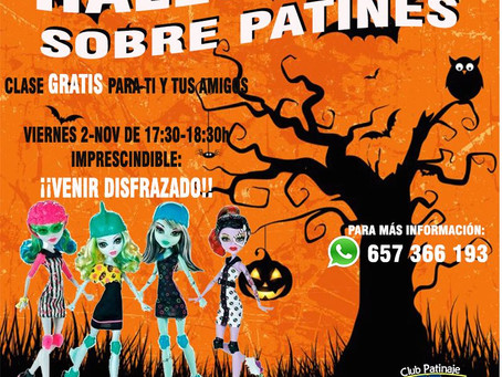 Celebra Halloween con nosotros