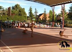 club patinaje Torrelodones trapecist