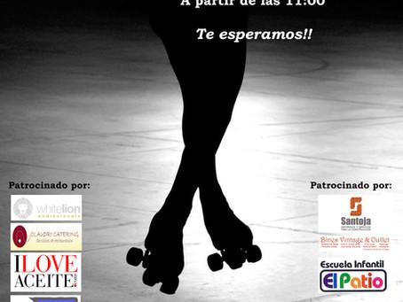 Campeonato Interclubes de Patinaje Artístico en Torrelodones