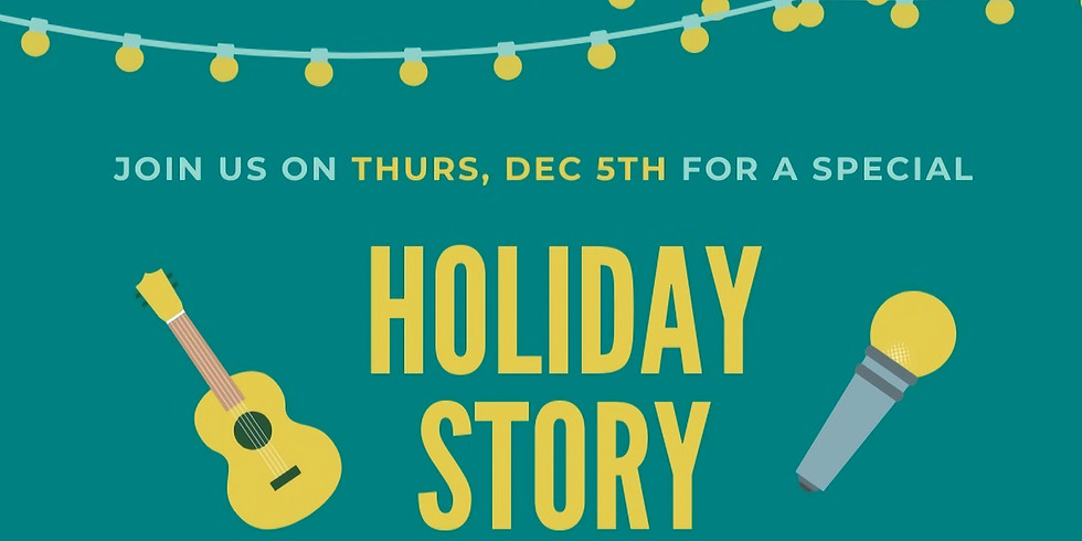 STORY:  December 5th End of Year Celebration!
