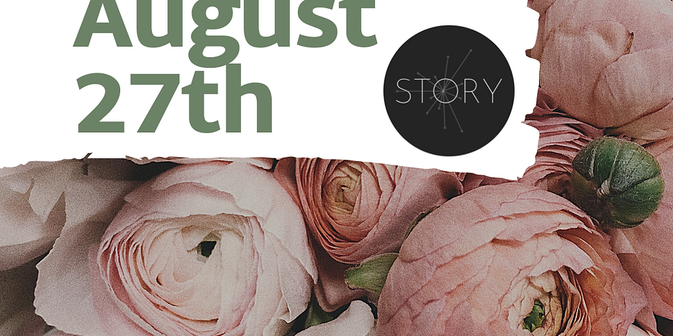STORY at Home: August 27th