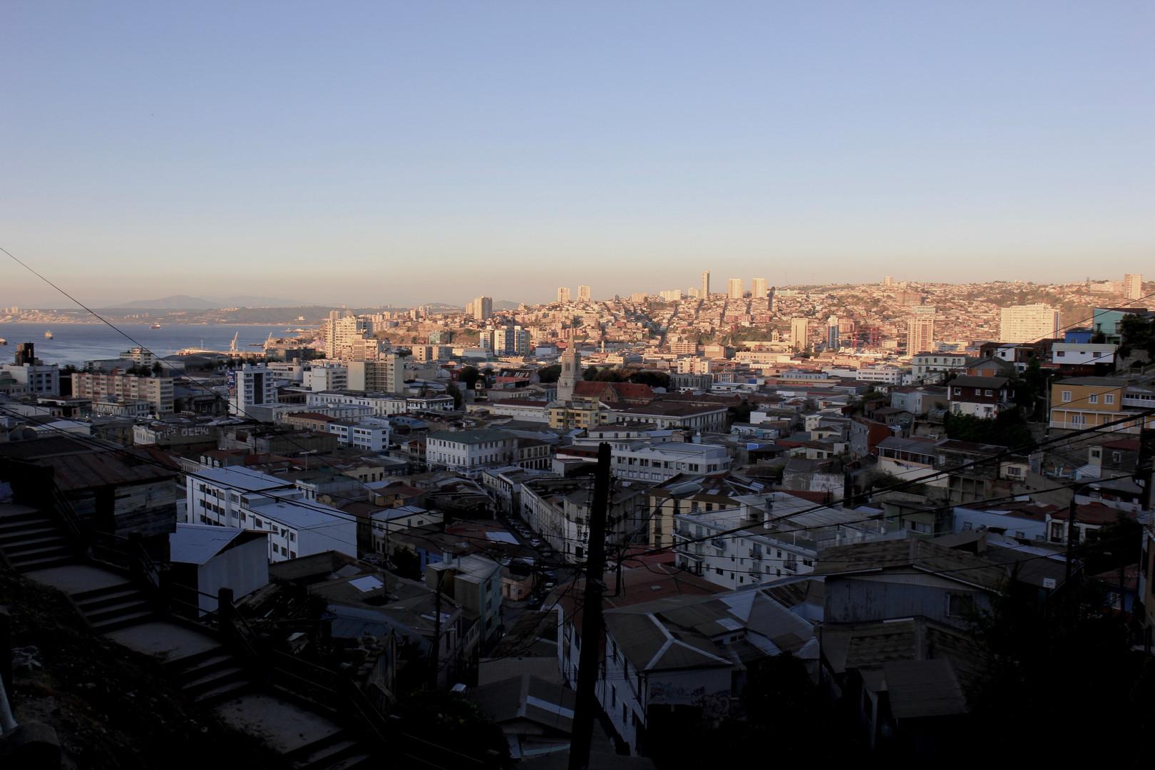 Perspectives - Valparaíso - Chile