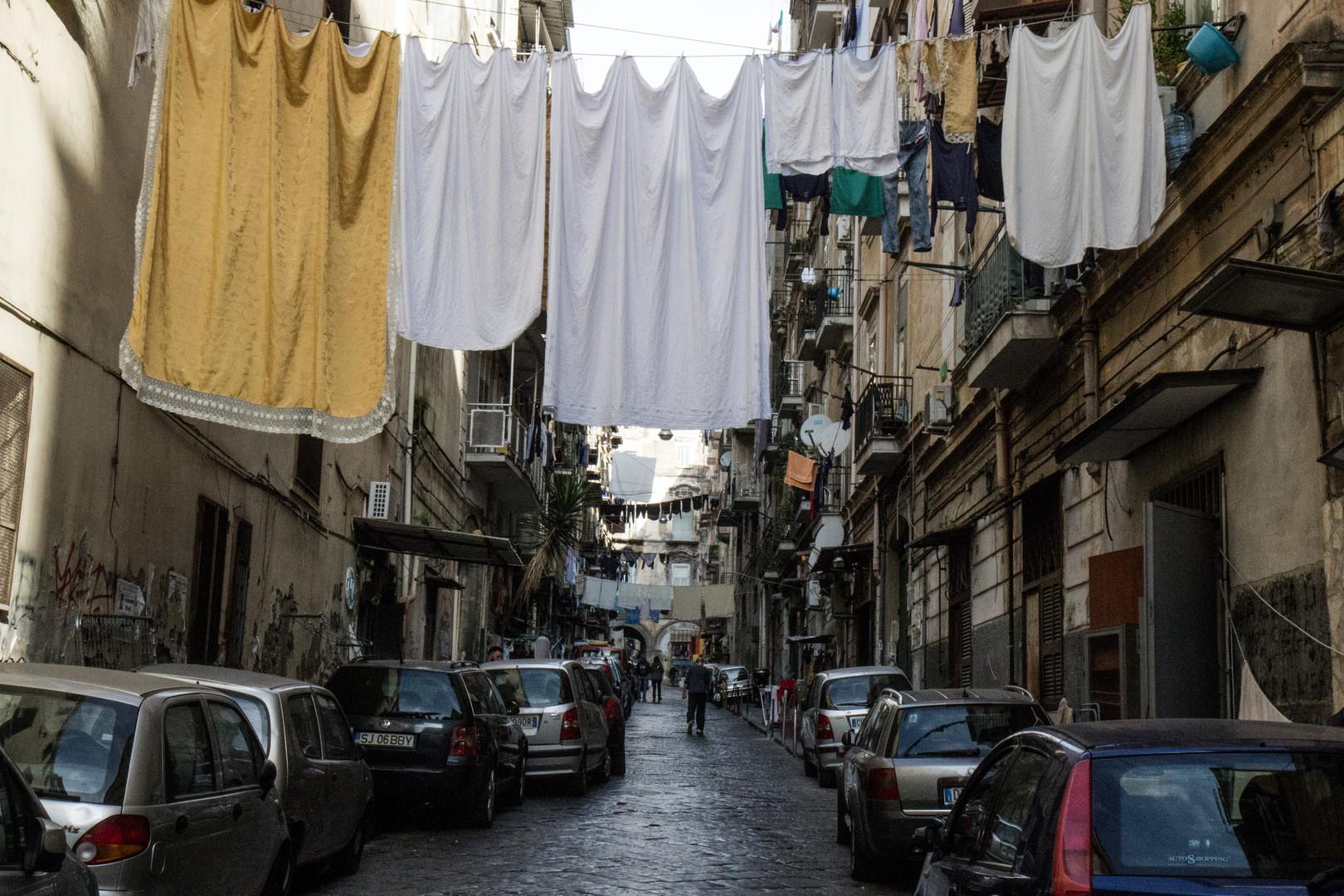 Napoli Old Town - Italy