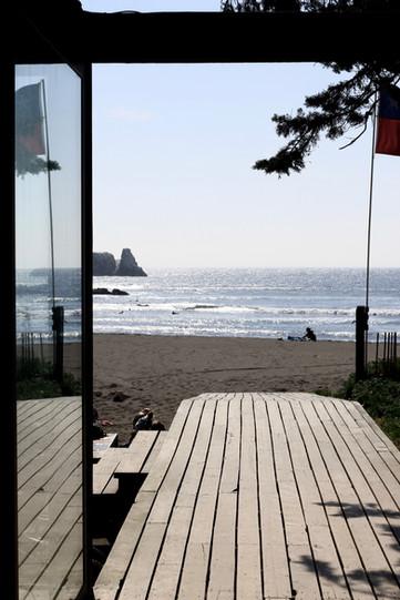 Beach Architecture - Navidad - Chile