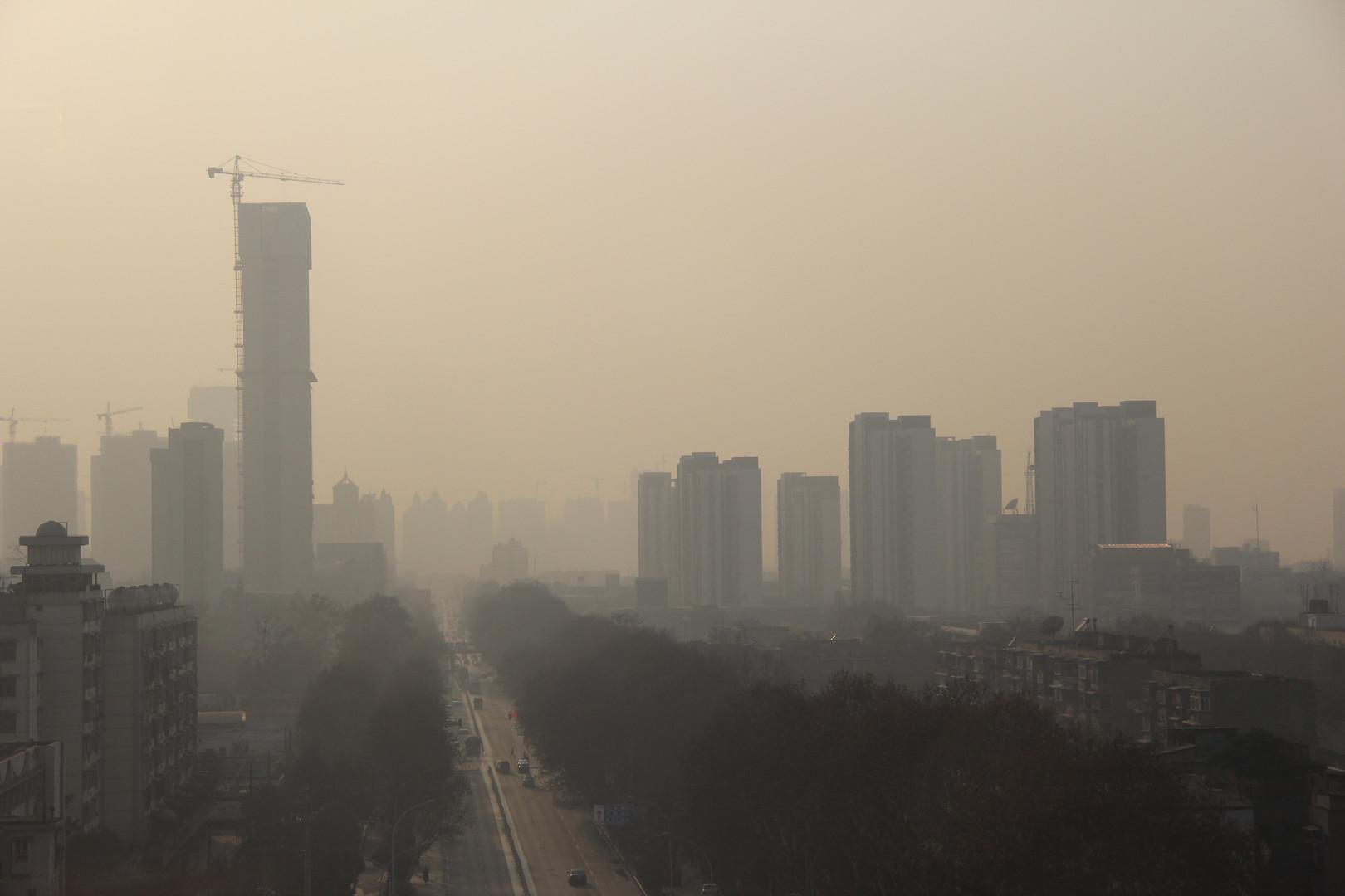 Bejing Skyscrapers - China