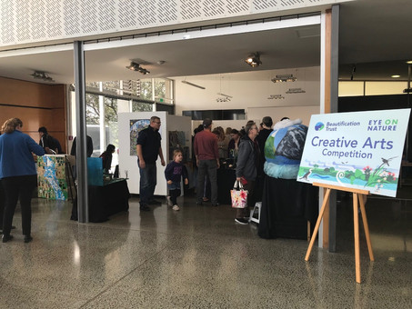 Announcing the winners of the Eye on Nature Creative Arts Competition 2021