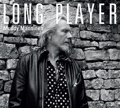 Muddy Manninen Long Player Album Guitar