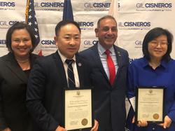 Community Service Award Recipients