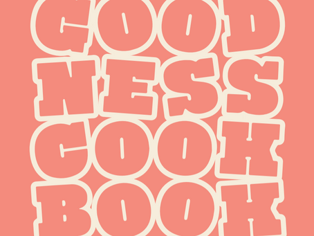 OHMYGOODNESSIN RESEPTIKIRJA: GOODNESS COOKBOOK