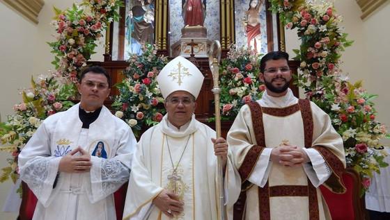 PAPA FRANCISCO TRANSFERE DOM GILBERTO PARA ARQUIDIOCESE DE SÃO LUIS - MA