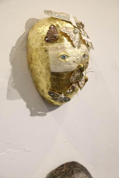 mask -gold-