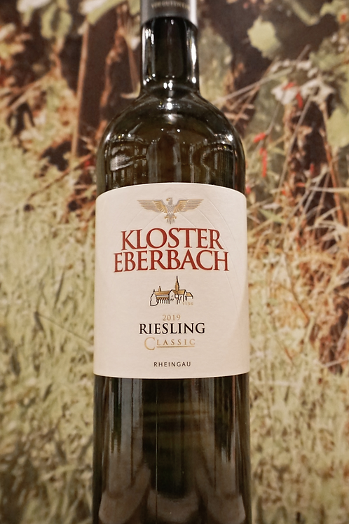 Weingut Kloster Eberbach, Rheingau, 2019er Riesling Classic