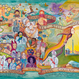 The Shelter in Place Mural