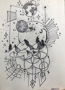 Art by Aubrey