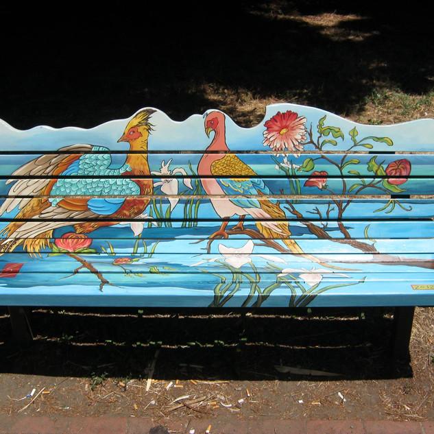 Quail Bench
