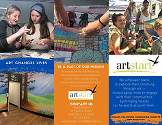 Art Changes Lives We create opportunitie