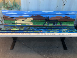 Roberts Lake Dog Park Benches 2020 (4)