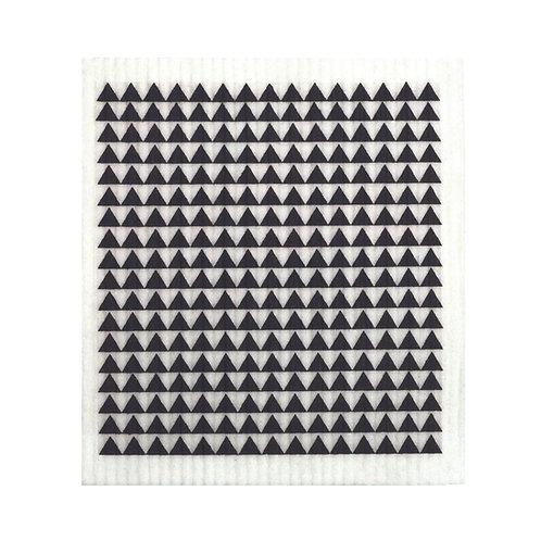RetroKitchen compostable sponge cloth - Monochrome