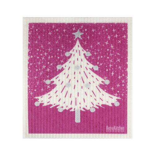 SPONGE CLOTH -Christmas Tree