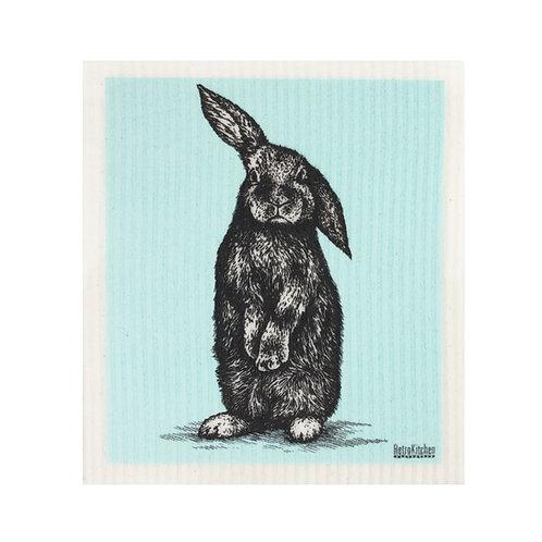 SPONGE CLOTH - Rabbit