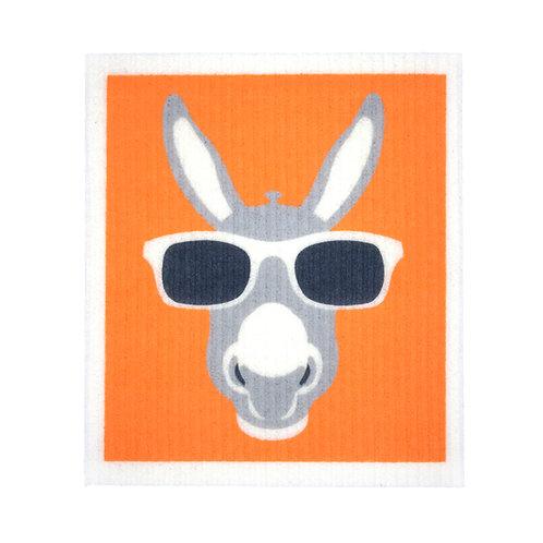 SPONGE CLOTH - Donkey
