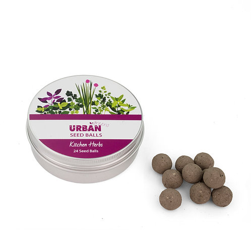 urban Greens SEED BALLS - Kitchen Herbs