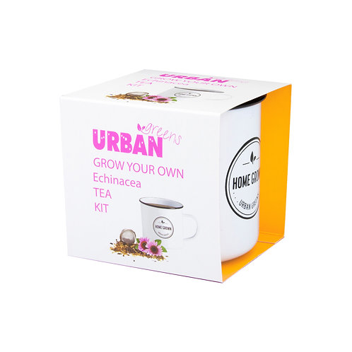 Urban Greens Grow Your Own Echinacea Tea Kit