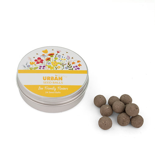 Urban greens SEED BALLS - Bee Friendly Flowers