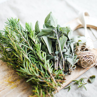 The benefits of burning sage