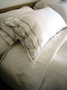Coverlet & Pillow Shams