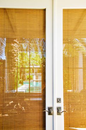 Matchstick Woven Wood Shades