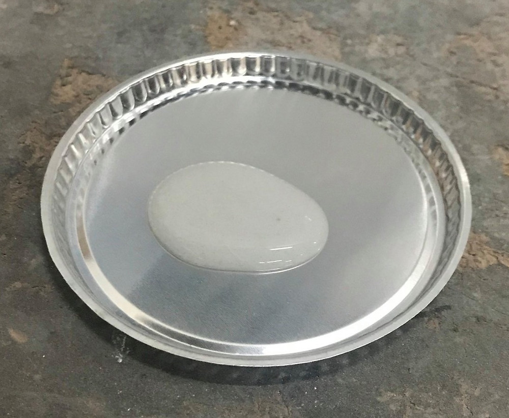 liquid magnesium hydroxide slurry