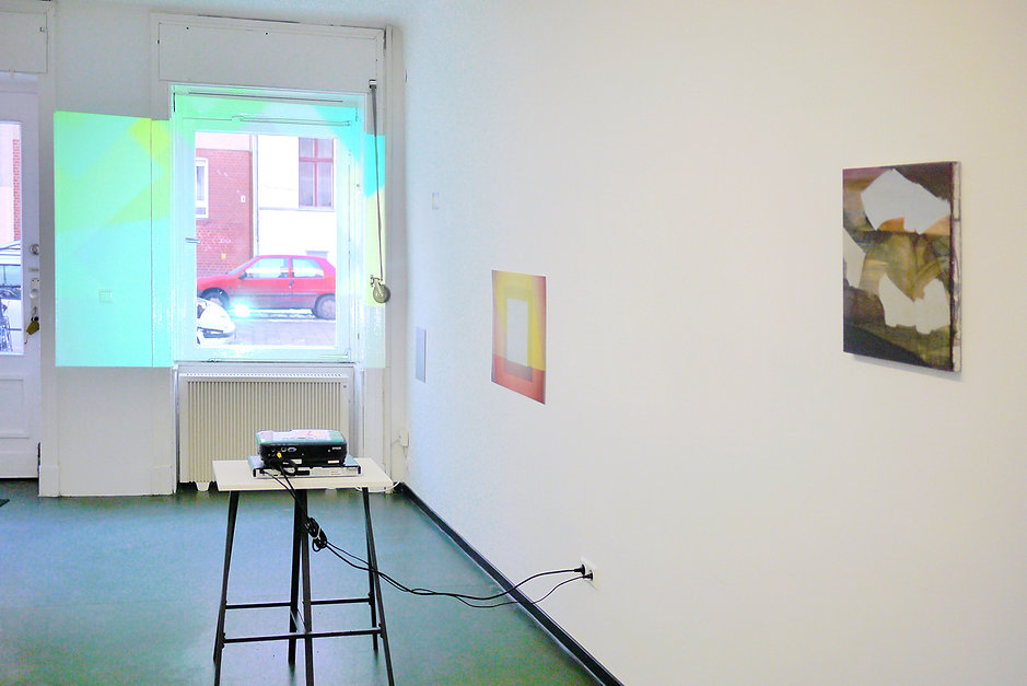 groupshow: la lucidezza, Friederike Hamann, Markus Saile ,@ RECEPTION Berlin