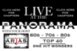 LIVE AT PANO - OFFICIAL WEBSITE GRAPHIC.